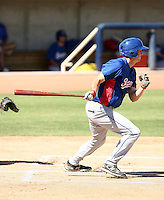 Jared Hoying - Texas Rangers - 2010 Instructional League.Photo by:  Bill Mitchell/Four Seam Images..