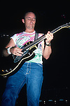 Ronnie Montrose 1986 with his Rifle Guitar