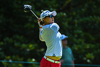 Sei Young Kim (KOR) watches her tee shot on 3 during round 4 of the U.S. Women's Open Championship, Shoal Creek Country Club, at Birmingham, Alabama, USA. 6/3/2018.<br /> Picture: Golffile | Ken Murray<br /> <br /> All photo usage must carry mandatory copyright credit (&copy; Golffile | Ken Murray)