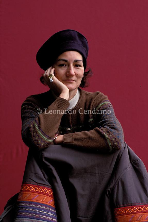 2001: ALICE FERNEY, WRITER  © Leonardo Cendamo