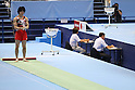Kohei Uchimura (JPN), JULY 2nd, 2011 - Artistic gymnastics : Japan Cup 2011 .Men's Team Competition Vault at Tokyo Metropolitan Gymnasium, Tokyo, Japan. (Photo by YUTAKA/AFLO SPORT)