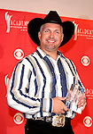 Garth Brooks at the 2008 ACM Awards at MGM Grand in Las Vegas, May 18 2008.