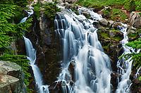Myrtle Falls, Mt.Rainier National Park
