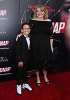 "31 July 2017 - Hollywood, California - Sage Correa, Chris McGinn.  ""Kidnap"" Los Angeles premiere held at Arclight Hollywood in Hollywood. Photo Credit: Birdie Thompson/AdMedia"