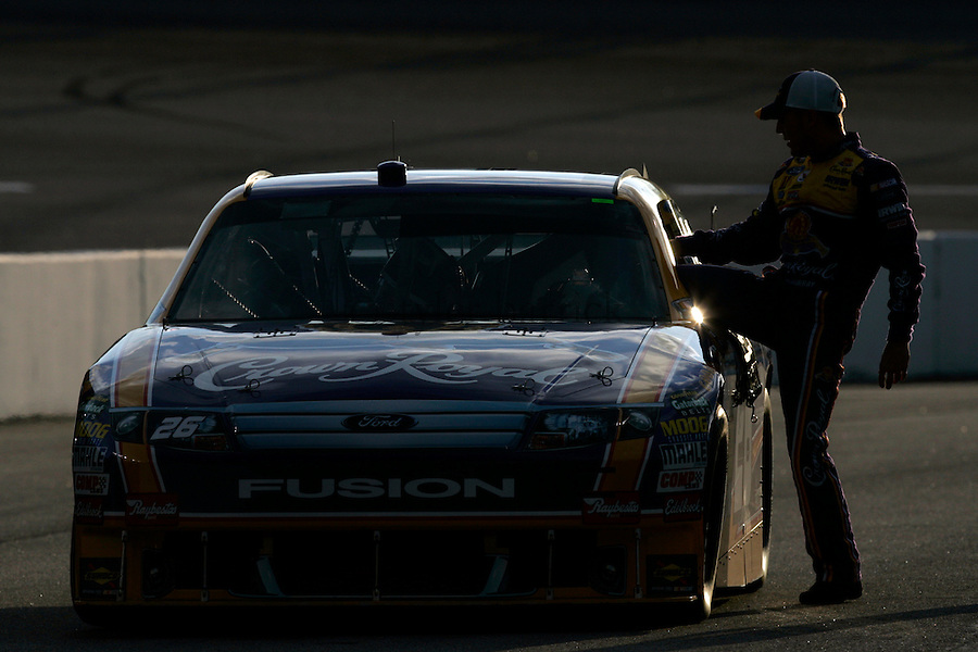 Richmond International Raceway.Jamie McMurray.© 2009, Tyler Barrick. ....
