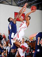 Mitchell MBB vs. WCSU 12/4/2012