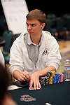 Dmitry Stelmak os the chip leader of the High Roller event in level 10.