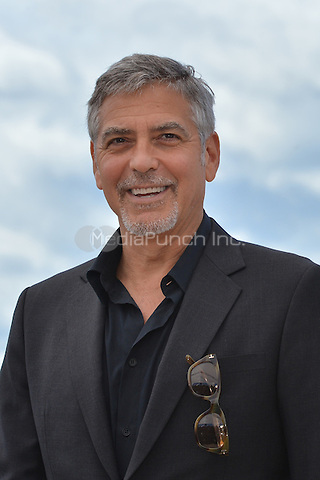 George Clooney at the Photocall &laquo;Money Monster` - 69th Cannes Film Festival on May 12, 2016 in Cannes, France.<br /> CAP/LAF<br /> &copy;Lafitte/Capital Pictures<br /> George Clooney at the Photocall &acute;Money Monster` - 69th Cannes Film Festival on May 12, 2016 in Cannes, France.<br /> CAP/LAF<br /> &copy;Lafitte/Capital Pictures /MediaPunch ***NORTH AMERICA AND SOUTH AMERICA ONLY***