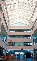 San Diego: Balboa Park's Natural History Museum Addition, 2000. Interior.