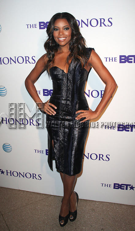 Gabrielle Union.attends the BET Honors 2012 Pre-Honors dinner at the Corcoran Gallery of Art on January 13, 2012 in Washington, DC.