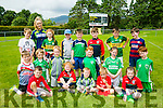 U8 at the Cúl Camps, Milltown/ Castlemaine on Monday
