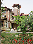 Tower And Front Of The Consul-General's Residence, Tianjin (Tientsin).