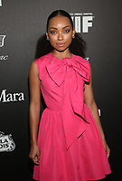 7 February 2020 - Hollywood, California - Logan Browning. 13th Annual Women In Film Female Oscar Nominees Party held at Sunset Room Hollywood. Photo Credit: FS/AdMedia