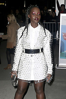 Lupita Nyong'o Seen In NYC