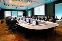 Tokyo 2020 Bid Committee member, MARCH 4, 2013 : General view before presentations of Tokyo 2020 bid Committee at Palace Hotel, Tokyo, Japan. (Photo by AFLO SPORT)