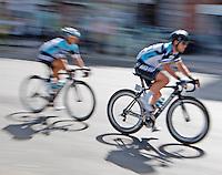 Mak Cavendish  during  the first stage of 96° Giro d''italia cycling race in Naples. NAPOLI 04/05/2013 PRIMA TAPPA  CIRCUITO NAPOLI 968 GIRO D'ITALIA