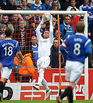 Allan McGregor saves for Rangers