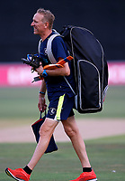 Kent assistant coach Allan Donald during the Vitality Blast T20 game between Kent Spitfires and Sussex Sharks at the St Lawrence Ground, Canterbury, on Fri July 27, 2018