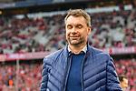 10.03.2018, Allianz Arena, Muenchen, GER, 1.FBL,  FC Bayern Muenchen vs. Hamburger SV, im Bild Bernd Hollerbach (Trainer HSV) <br /> <br />  Foto &copy; nordphoto / Straubmeier