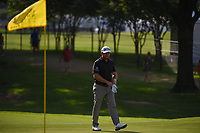 Graeme McDowell (NIR) looks over the green on 5 during round 2 of the 2019 Charles Schwab Challenge, Colonial Country Club, Ft. Worth, Texas,  USA. 5/24/2019.<br /> Picture: Golffile   Ken Murray<br /> <br /> All photo usage must carry mandatory copyright credit (© Golffile   Ken Murray)
