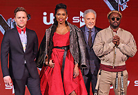 APR 5 The Voice UK Finalists Photocall
