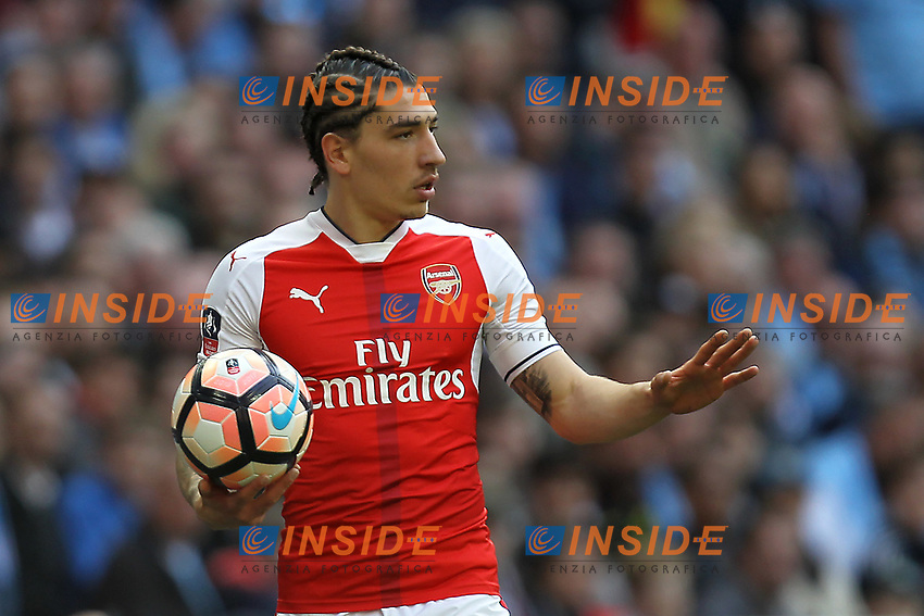 Hector Bellerin of Arsenal <br /> London 23/04/2017 <br /> Arsenal vs Manchester City - FA Cup Semi Final <br /> Foto Darren Staples/PHCImages / Panoramic/Insidefoto <br /> ITALY ONLY