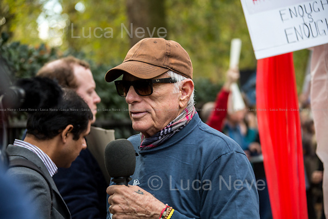 Ric O'Barry (American dolphin activist, first recognized in the 1960s for capturing and training the five dolphins that were used in the well-known TV series &quot;Flipper&quot;; in 1970 he founded the &quot;Dolphin Project&quot;, a group that aims to educate the public about captivity and, where feasible, free captive dolphins; in 2009 he was featured in the Academy Award-winning film &quot;The Cove&quot;, which used covert techniques to expose the yearly dolphin drive hunting that goes on in Taiji, Japan).<br />