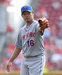 Daisuke Matsuzaka (Mets),<br /> SEPTEMBER 25, 2013 - MLB :<br /> Pitcher Daisuke Matsuzaka of the New York Mets during the Major League Baseball game against the Cincinnati Reds at Great American Ball Park in Cincinnati, Ohio, United States. (Photo by AFLO)