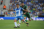 League Santander 2017-2018 - Game: 2<br /> RCD Espanyol vs CD Leganes: 0-1.<br /> Oscar Melero vs Diego Rico.