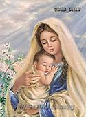 Dona Gelsinger, EASTER RELIGIOUS, paintings(USGEDW19,#ER#) Ostern, religiös, Pascua, relgioso, illustrations, pinturas