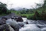 Creek near Arenal Volcano