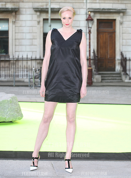 Gwendoline Christie arriving for the Royal Academy Of Arts Summer Exhibition Party, RAA, London. 05/06/2013 Picture by: Alexandra Glen / Featureflash