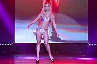 CIDADE DO MÉXICO, MÉXICO, 30.09.2019 - MISS-BUMBUM - Rayane Laura durante a final do concurso Miss Bumbum World na  ForoTotal Play na Cidade do México na capital mexicana nesta segunda-feira, 30.  (Foto: William Volcov/Brazil Photo Press)