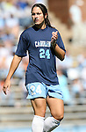 14 October 2007: North Carolina's Jessica Maxwell. The University of North Carolina Tar Heels defeated the Wake Forest University Demon Deacons 1-0 at Fetzer Field in Chapel Hill, North Carolina in an Atlantic Coast Conference NCAA Division I Womens Soccer game.