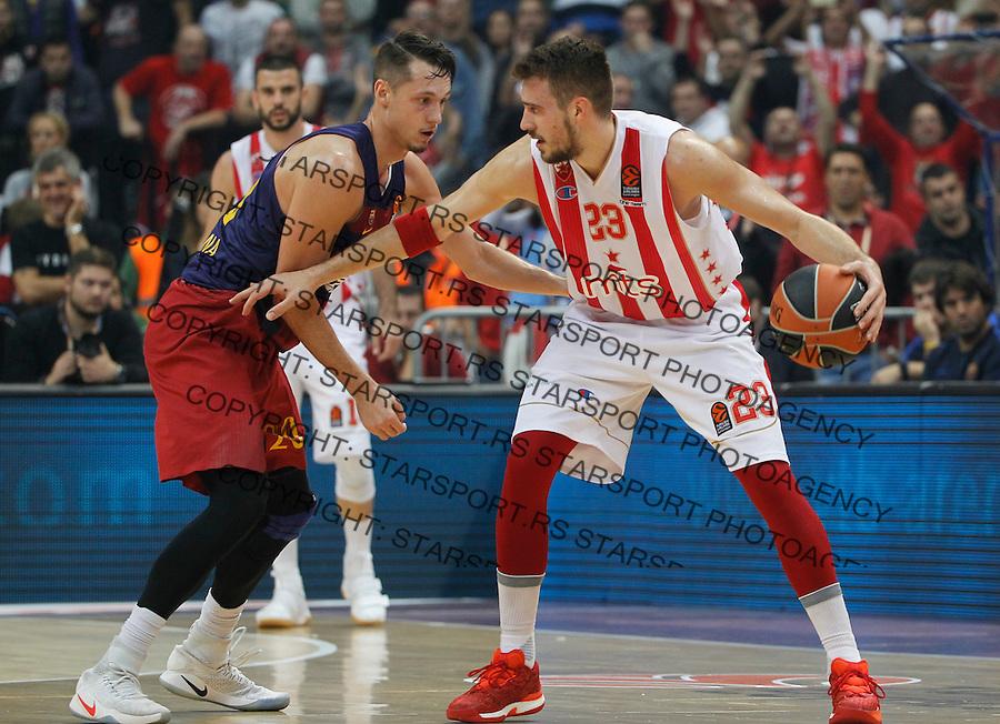 7f5763fbb Crvena Zvezda mts Belgrade v FC Barcelona Lassa - Turkish Airlines  Euroleague