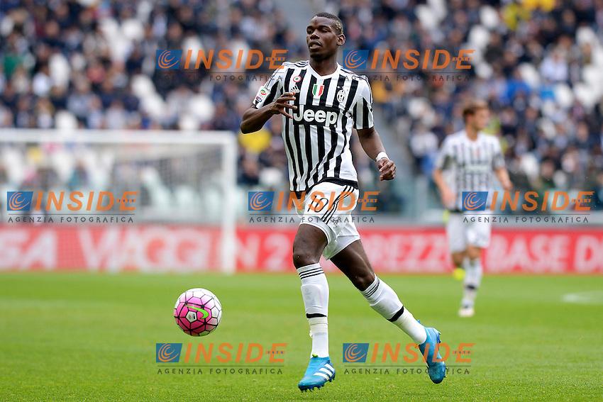 Paul Pogba Juventus <br /> Torino 01-05-2016 Juventus Stadium Football Calcio Serie A 2015/2016 Juventus - Carpi. Foto Filippo Alfero / Insidefoto