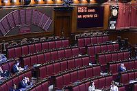 Roma, 30 Aprile 2015<br /> La Ministra Marianna Madia ha votato si.<br /> Votata le seconda fiducia alla Legge elettorale