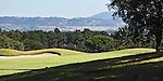 PORTUGAL - Hole 4. Quinta do Conde- Golfbaan Quinta do Peru Golf & Country Club. COPYRIGHT KOEN SUYK