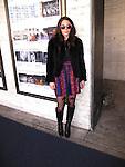 Alyssa Carnazza   at Mercedes-Benz Fashion Week Fall 2012, NY
