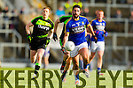 Bryan Sheehan Kerry in action against  Mayo in the first round of the National Football League at Fitzgerald Stadium Killarney on Sunday.