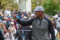 Lucas Bjerregaard (DEN) departs 18 after his match against Matt Kuchar (USA) during day 5 of the WGC Dell Match Play, at the Austin Country Club, Austin, Texas, USA. 3/31/2019.<br /> Picture: Golffile | Ken Murray<br /> <br /> <br /> All photo usage must carry mandatory copyright credit (&copy; Golffile | Ken Murray)