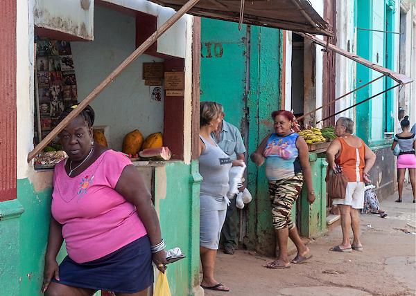 Shoppers, Centro Habana
