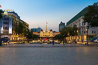 Ho Chi Minh City Hall And Square