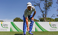 Adrian Otaegui (ESP) on the 4th tee during the practice day ahead of the Tshwane Open 2015 at the Pretoria Country Club, Waterkloof, Pretoria, South Africa. Picture:  David Lloyd / www.golffile.ie. 10/03/2015