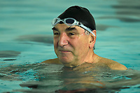 Swimming with Men (2018)<br /> Jim Carter<br /> *Filmstill - Editorial Use Only*<br /> CAP/PLF<br /> Image supplied by Capital Pictures