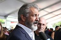 WESTWOOD, CA - NOVEMBER 5: Mel Gibson at the premiere of Daddy's Home 2 at the Regency Village Theater in Westwood, California on November 5, 2017. Credit: Faye Sadou/MediaPunch