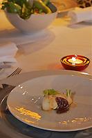 C- Panache Restaurant at Auberg Saint-Antoine, Quebec City CA 7 14
