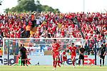 08.06.2019., stadium Gradski vrt, Osijek - UEFA Euro 2020 Qualifying, Group E, Croatia vs. Wales.  Chris Mepham, David Brooks. <br /> <br /> Foto © nordphoto / Goran Stanzl/PIXSELL