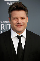Sean Astin attends the 23rd Annual Critics' Choice Awards at Barker Hangar in Santa Monica, Los Angeles, USA, on 11 January 2018. Photo: Hubert Boesl - NO WIRE SERVICE - Photo: Hubert Boesl/dpa /MediaPunch ***FOR USA ONLY***