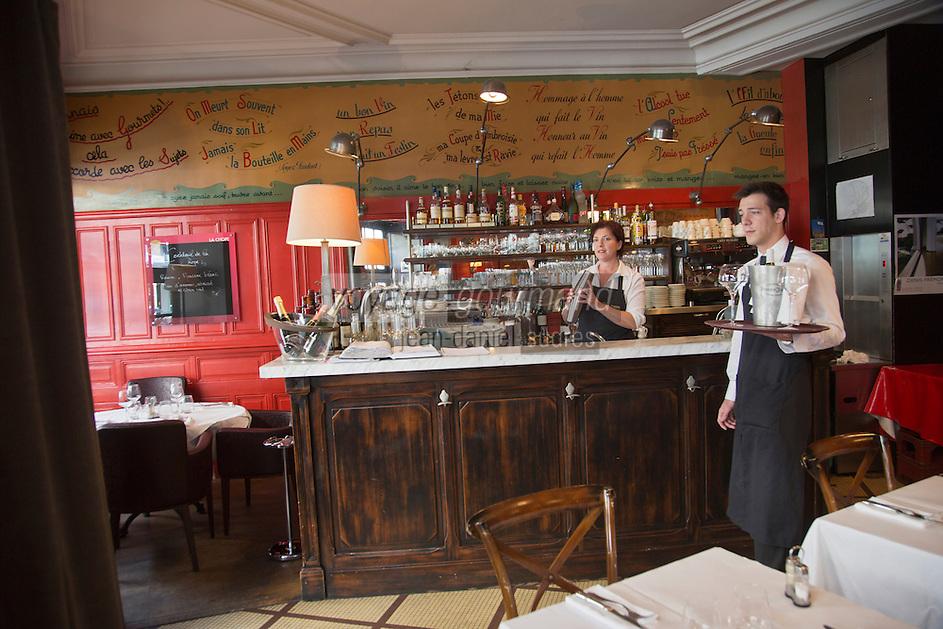 Europe/France/Bretagne/35/Ille et Vilaine/Rennes: Brasserie: La Chope [Non destiné à un usage publicitaire - Not intended for an advertising use]